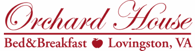 Orchard House Bed and Breakfast Logo